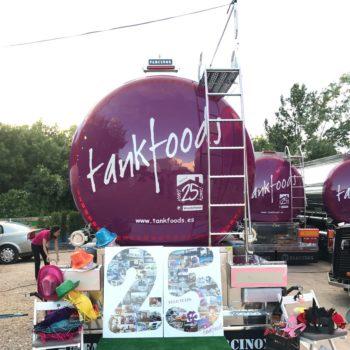Festa 25 aniversari TankFoods
