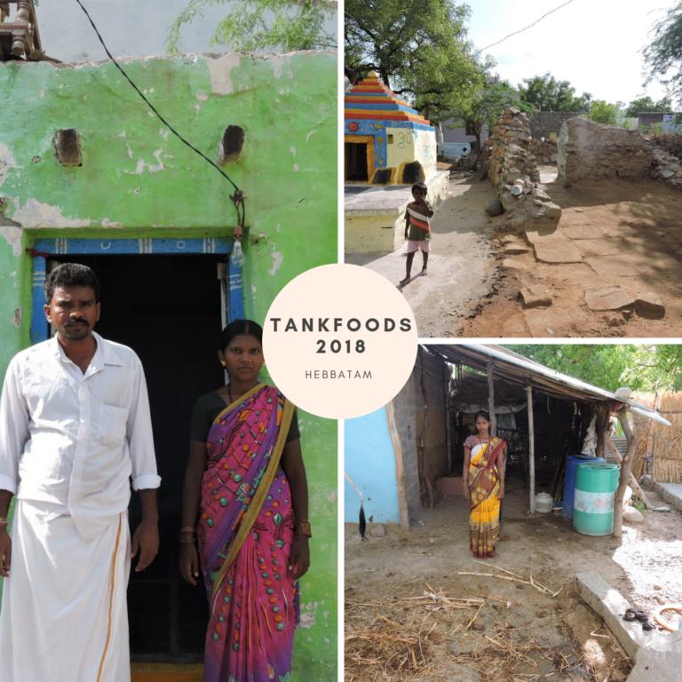 Tankfoods i la construcció de 25 cases a l'Índia